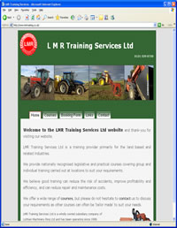 Visit LMR Training's website